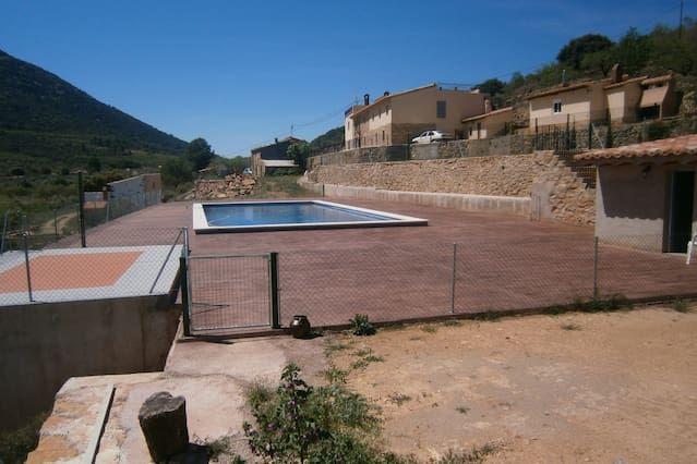 Casa Rural con encanto  y piscina
