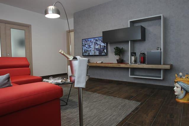 Alojamiento de 3 habitaciones en Modica