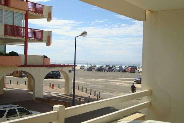 Apartamento con vista al mar en Vieux Boucau