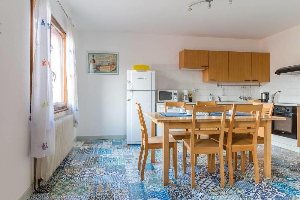 Equipada vivienda de 120 m²