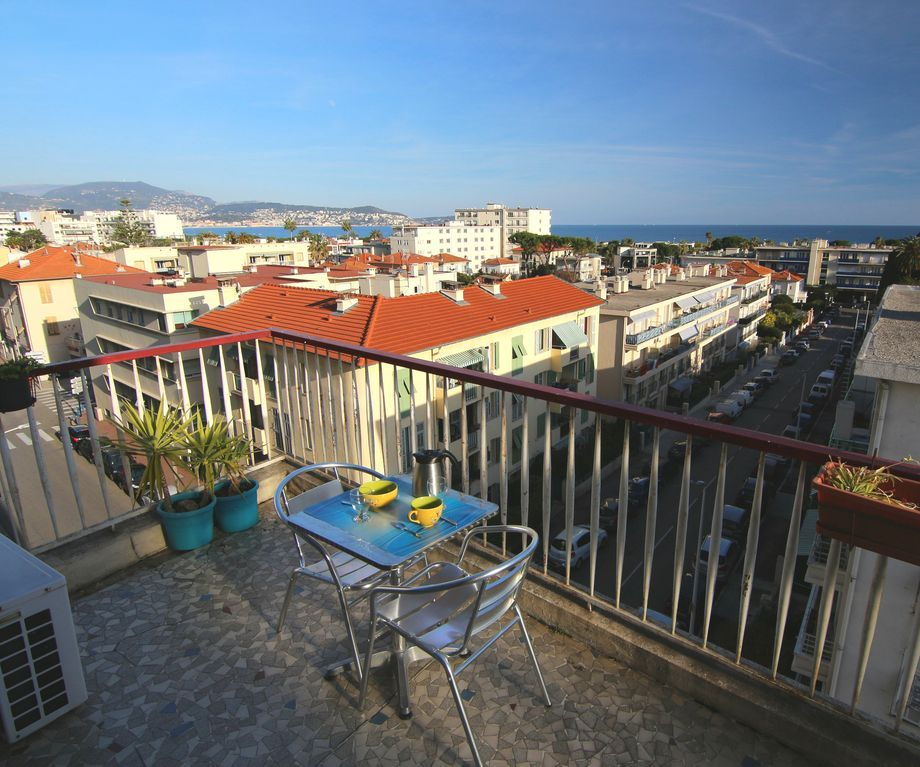 Holiday rental with 1 room and balcony