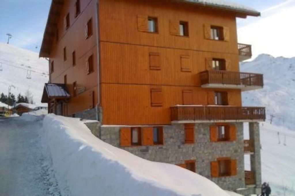 Panorámica vivienda en Savoie
