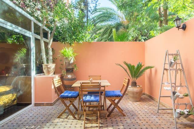 Alojamiento interesante en Marrakesh