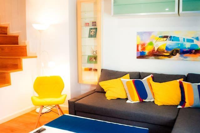 Provisto apartamento en Toledo
