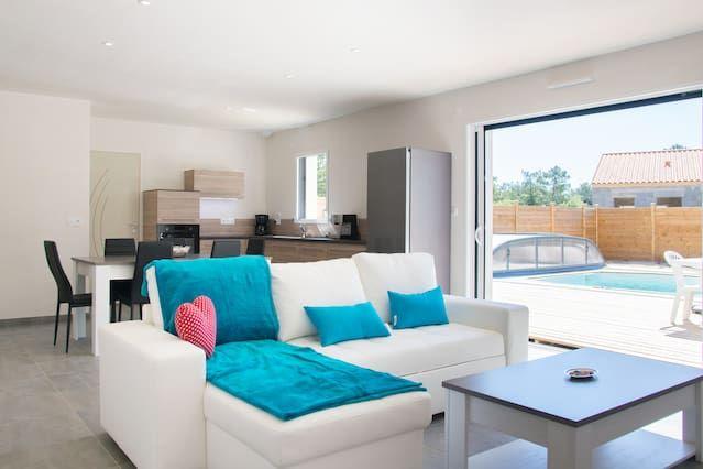 Alojamiento de 3 habitaciones en Saint-jean-de-monts