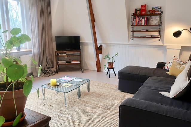 60 m² flat in Amsterdam