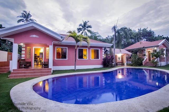Residencia de 64 m² con piscina