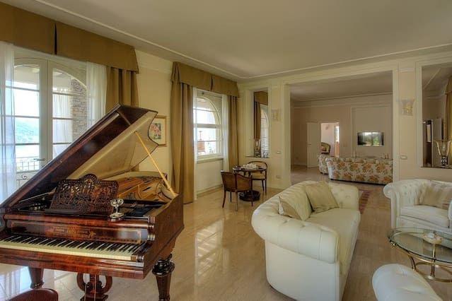 Residencia de 600 m² en Baveno