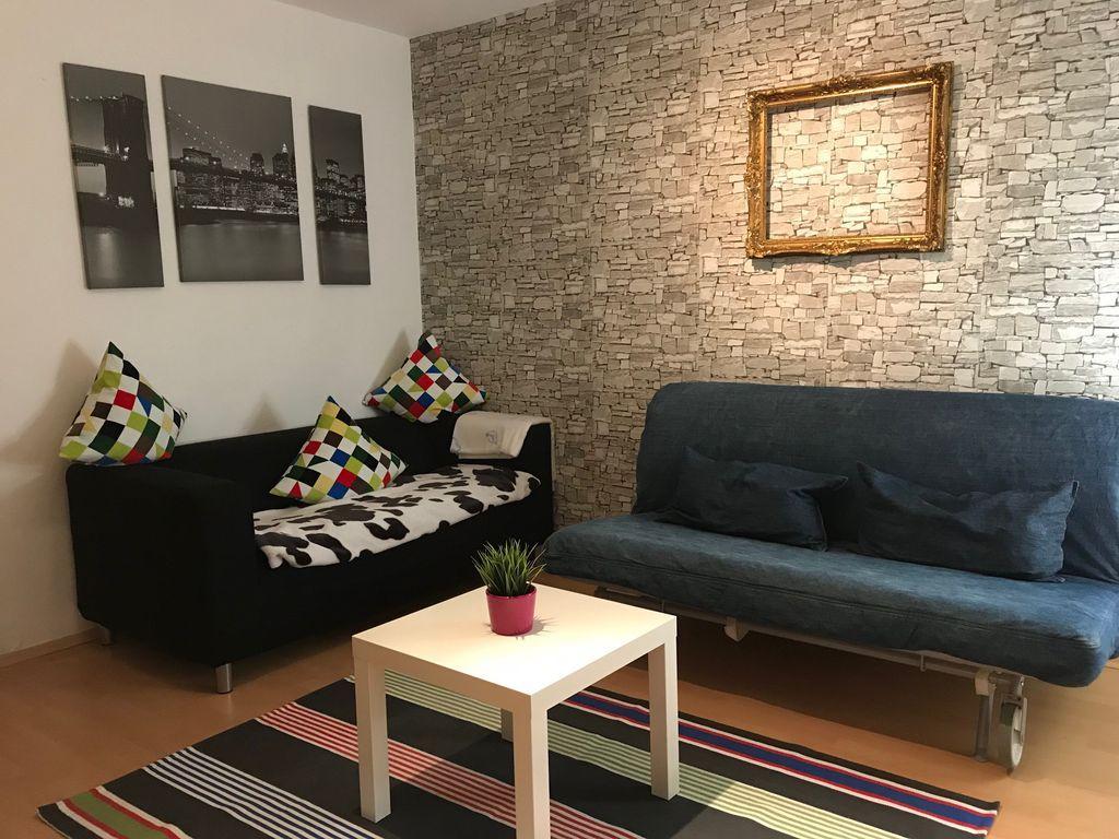 Hébergement de 55 m² avec 1 chambre
