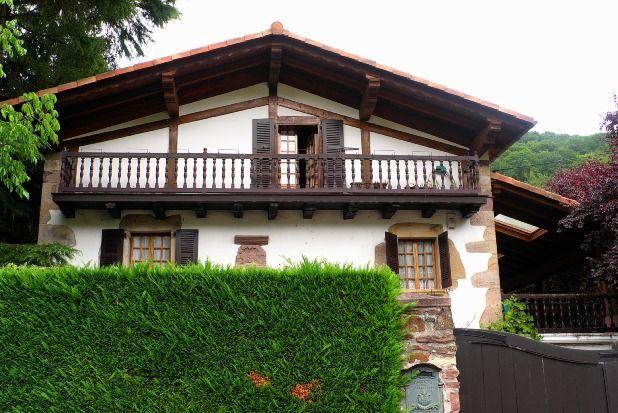 Residencia en Bertizarana para 9 personas