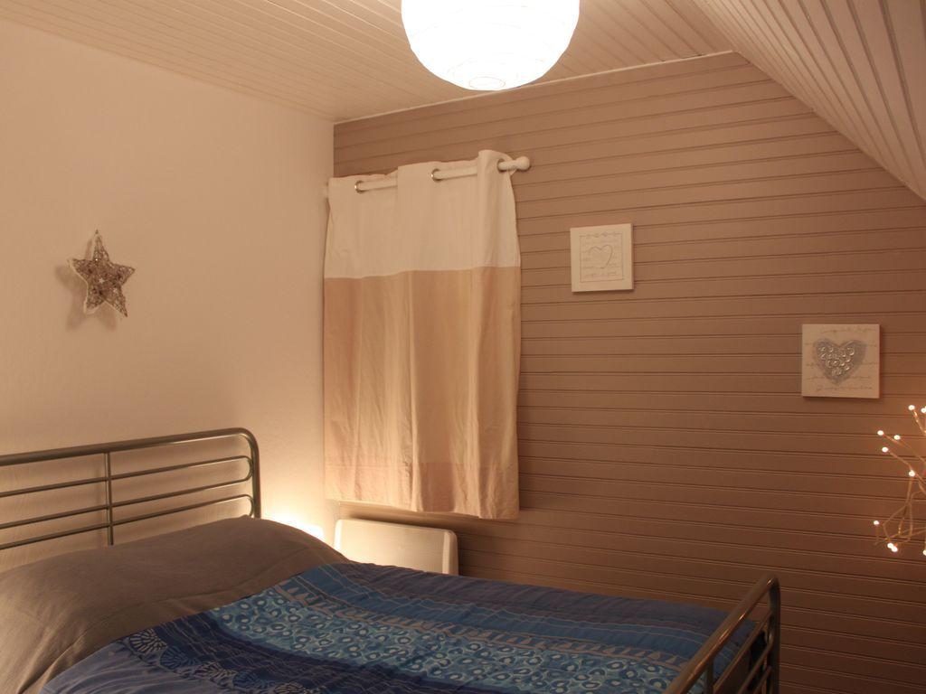 Hébergement à 2 chambres à Besse et st anastaise