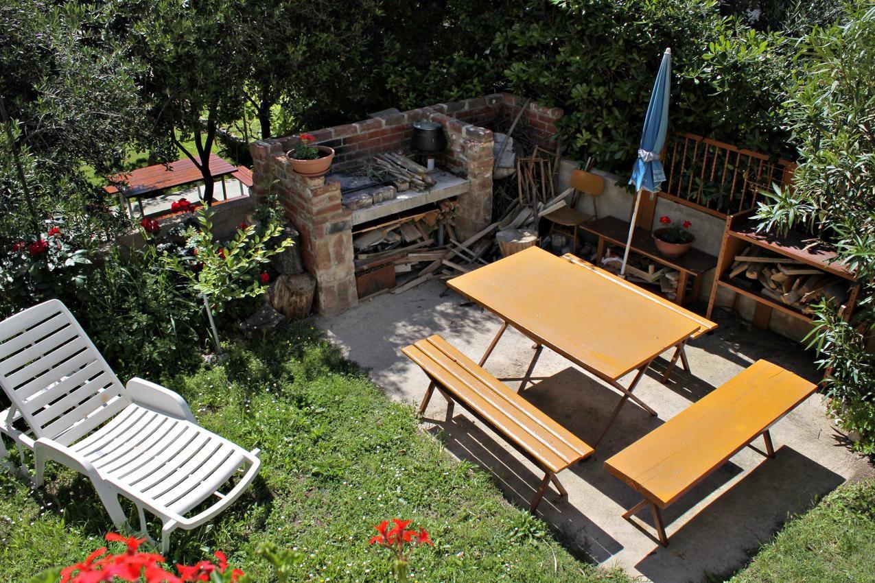 Apartamento en Baška (Krk), capacidad 2+2
