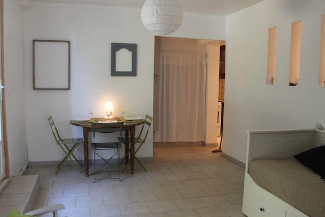 Appartement idéal avec 1 chambre