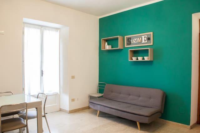 Panorámica residencia de 1 habitación