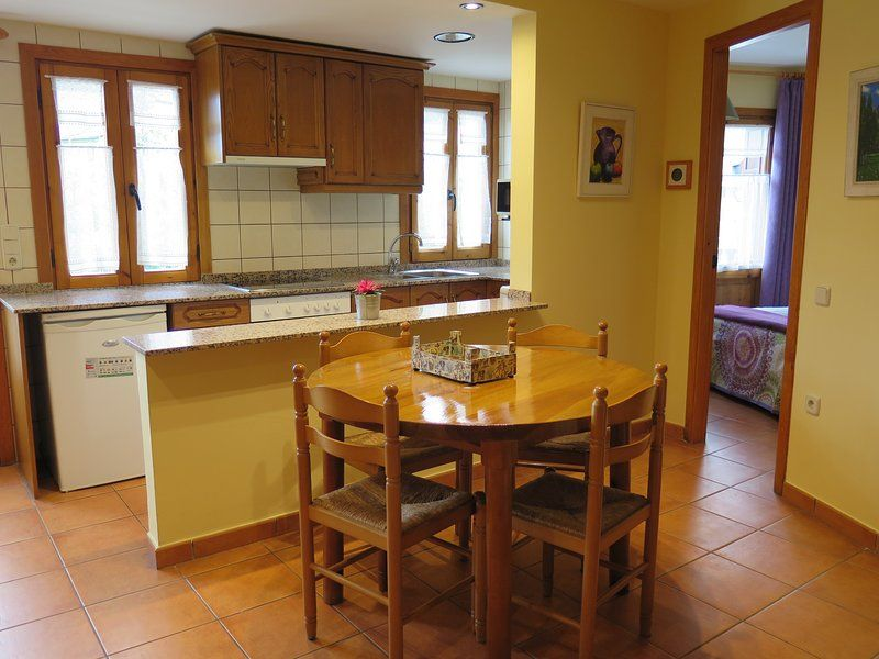 Apartment mit 4 Zimmern in Valencia d'aneu