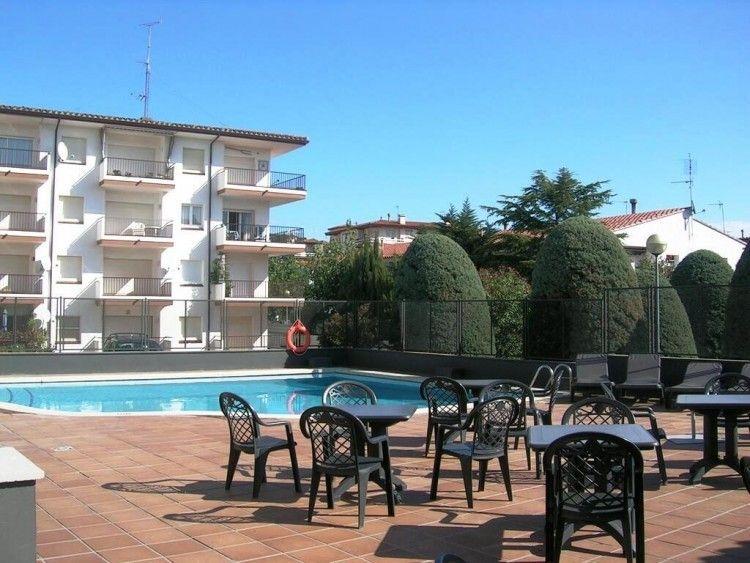 Appartement pour 4 voyageurs avec piscine