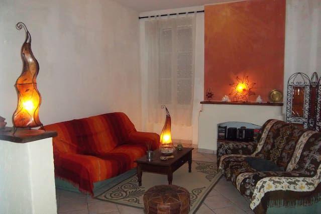 Atractiva residencia de 2 habitaciones