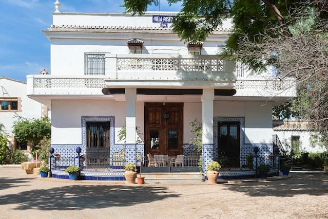 Casa Mario-Huerto de Montesinos