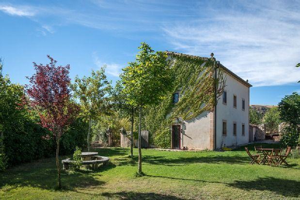 Alojamiento para 10 huéspedes en Sepúlveda