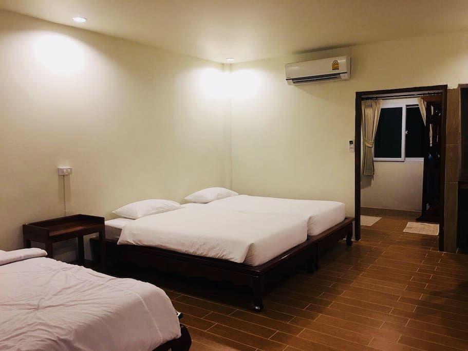 Alojamiento equipado en Tambon ko kut