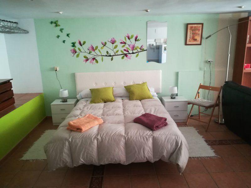 Apartamento con jardín en San lorenzo de el escorial