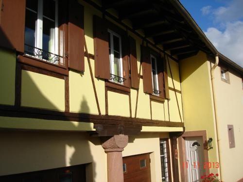 Casa en Boersch de 1 habitación