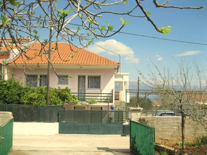 Luxury house panoramic sea view, 4DB, grill,garden