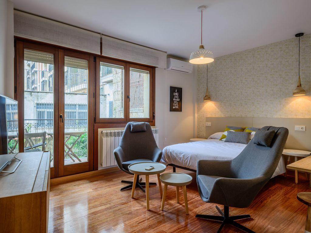 Apartamento práctico en Salamanca