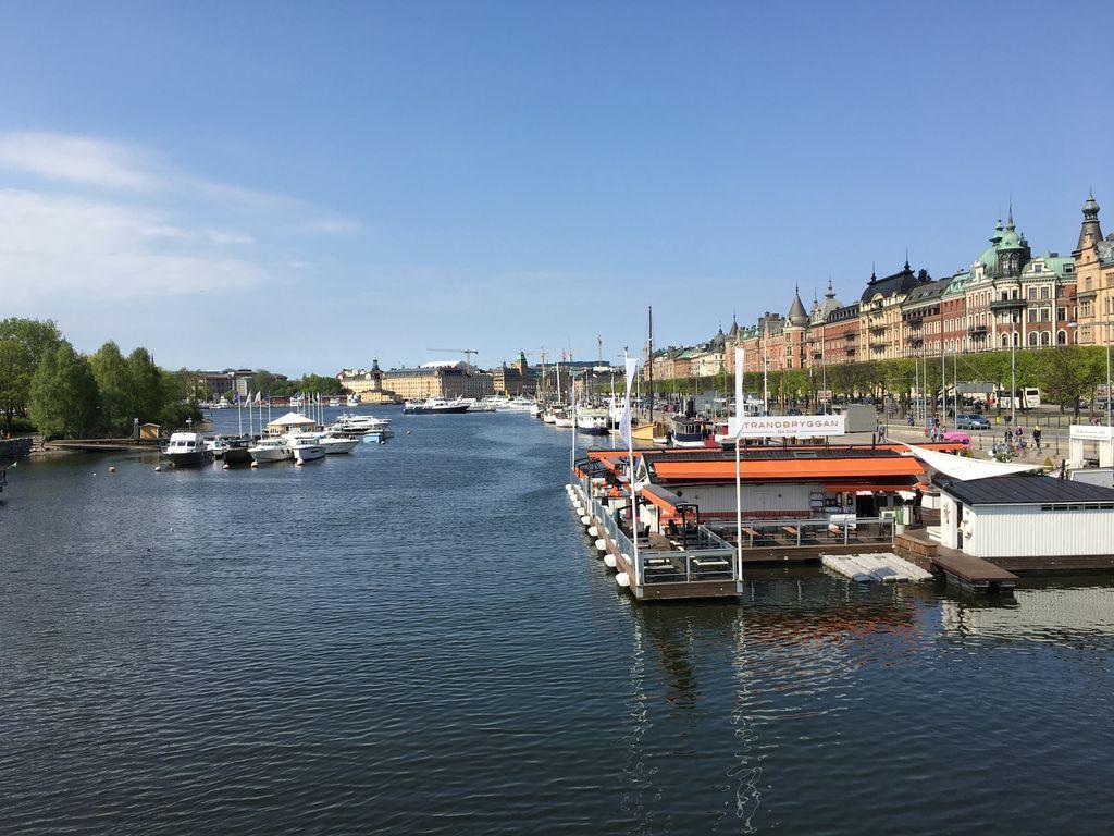 Hébergement de 125 m² à Stockholm