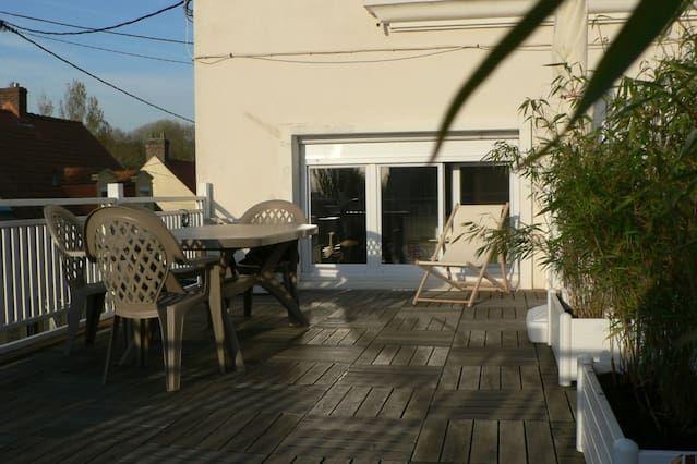 Estupendo apartamento en Wissant