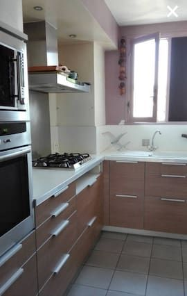 Apartamento con wi-fi en Montpellier