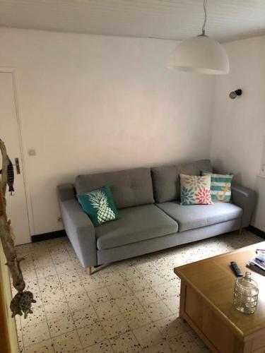 Appartement à Le tréport avec 1 chambre