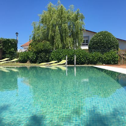 Holiday rental for 14 people with swimming pool