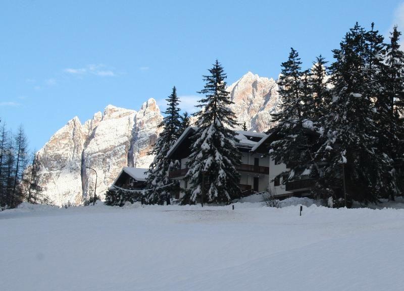 Residencia en Cortina d'ampezzo con wi-fi