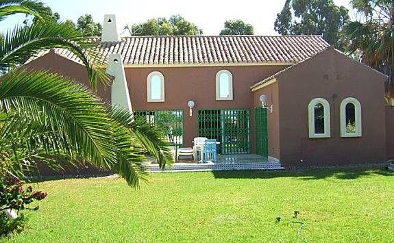 Villa en alquiler a 500 m de la playa