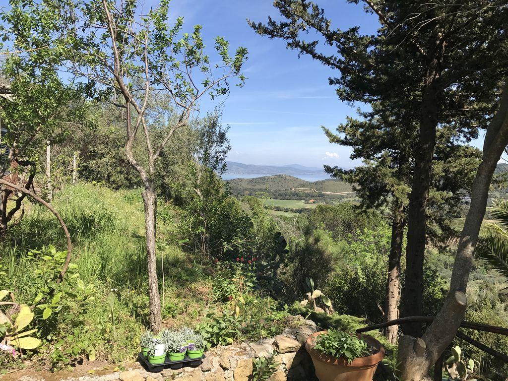 Vivienda con jardín en Monte argentario