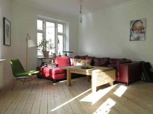 Logement à Copenhagen à 1 chambre