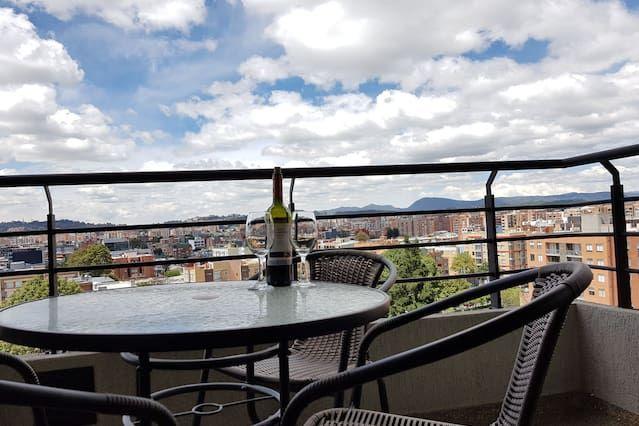 Hébergement à Bogotá avec wi-fi