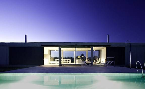 Casa con piscina en San pedro de ceque