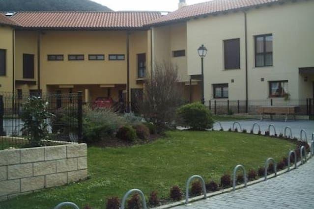 Con vistas alojamiento con parking incluído
