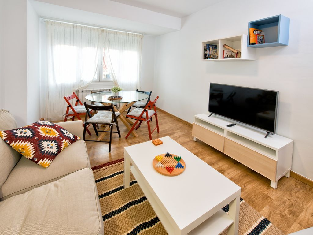 Apartment with 3 rooms and garden