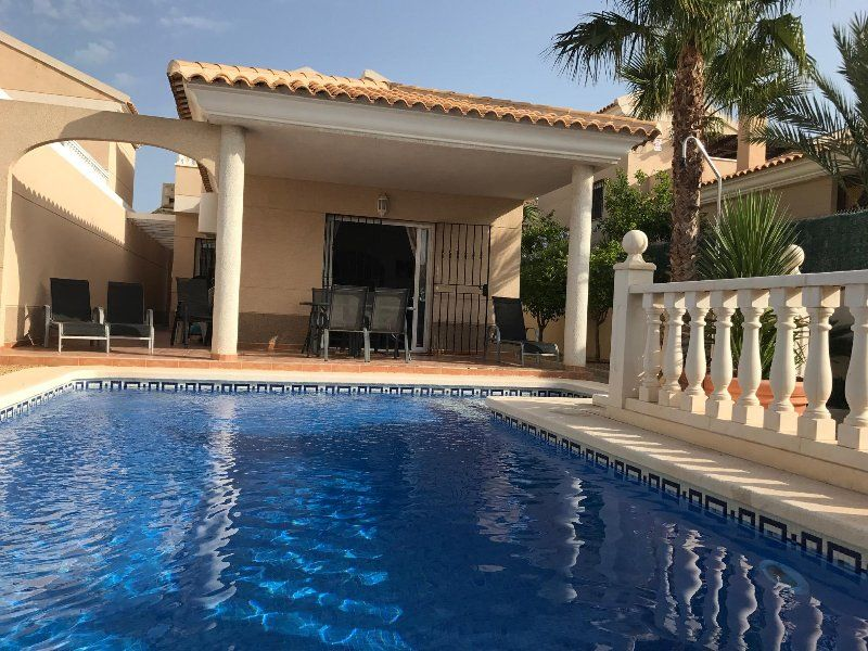 Villa with Private Pool, Mountain and Sea Views