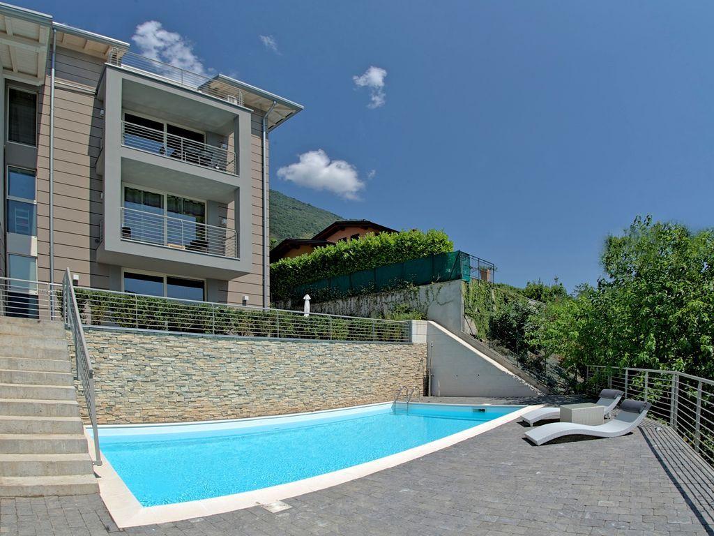 Alojamiento en Mezzegra para 7 huéspedes