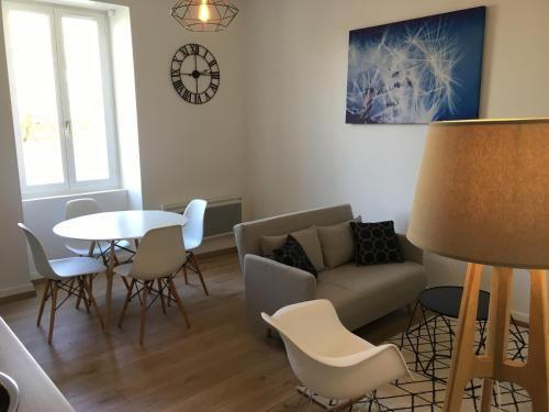 Appartement de 38 m² pour 3 personnes