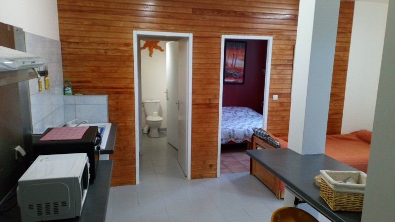 Alojamiento en Mont-de-marsan de 1 habitación