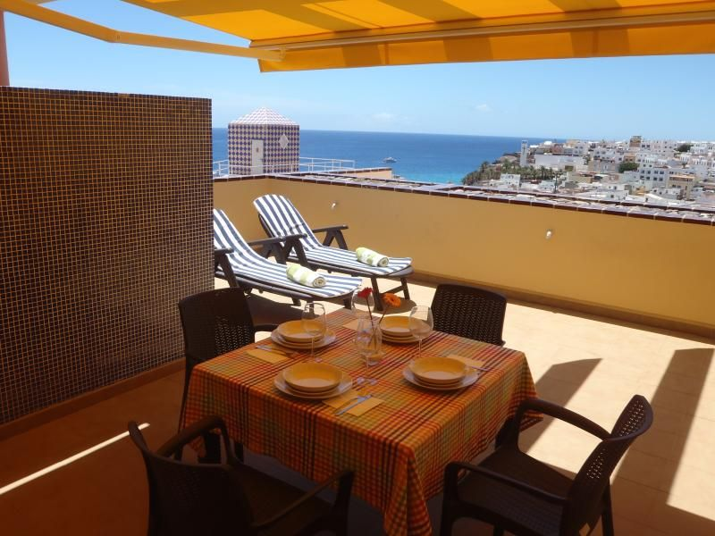 Holiday rental for 4 guests in Morro jable
