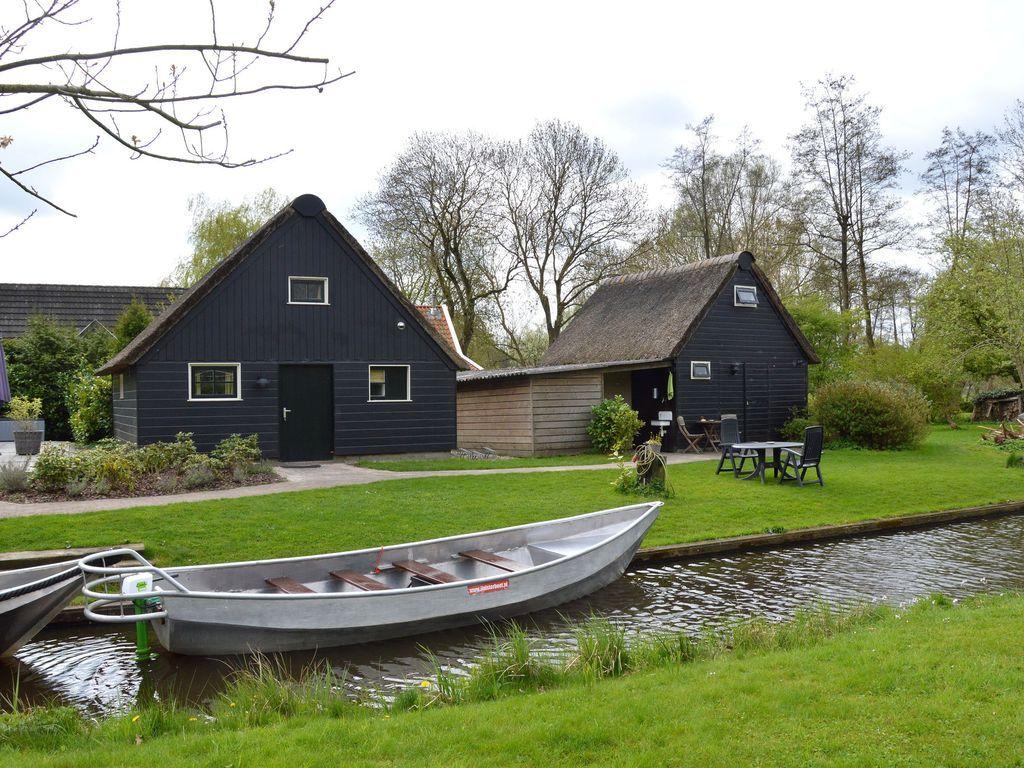 Casa interesante con jardín