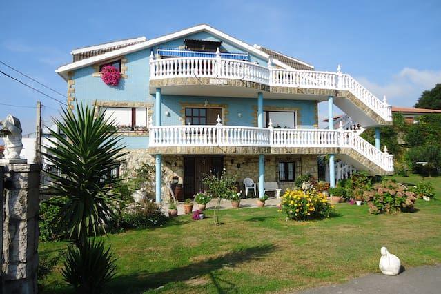 Alojamiento para 4 huéspedes en Somo