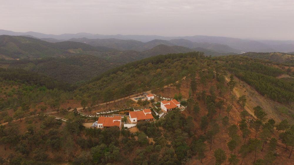 Residencia familiar en Valdelarco