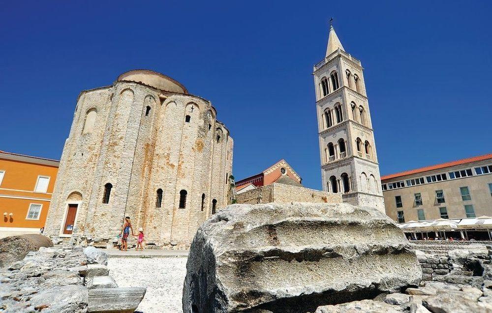 Hébergement à 2 chambres à Zadar